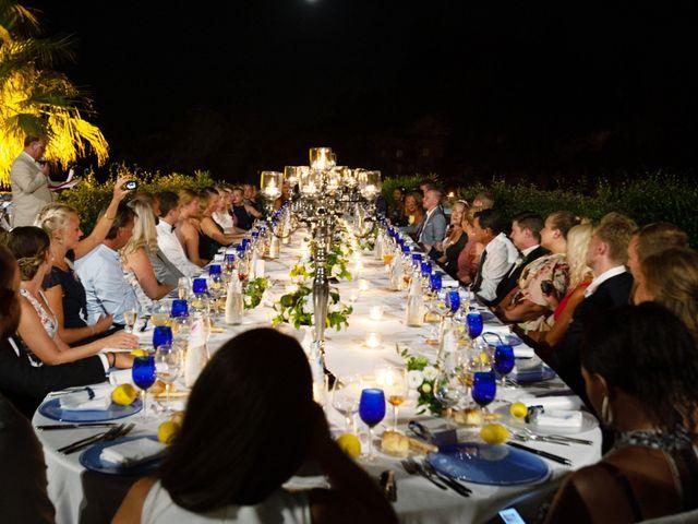 Il matrimonio di Robin e Ellinor a Taormina, Messina 18