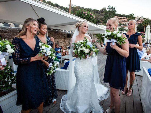 Il matrimonio di Robin e Ellinor a Taormina, Messina 23