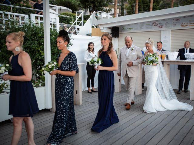 Il matrimonio di Robin e Ellinor a Taormina, Messina 24