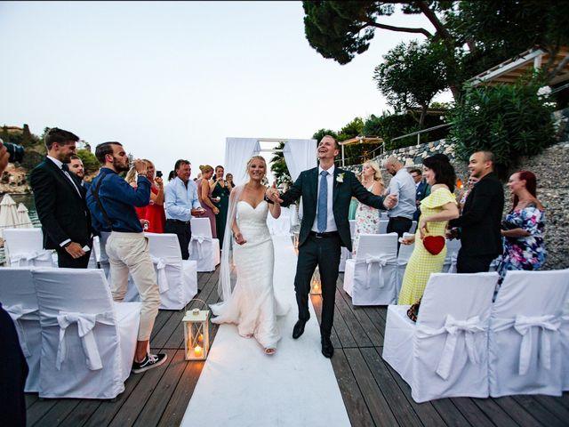 Il matrimonio di Robin e Ellinor a Taormina, Messina 28