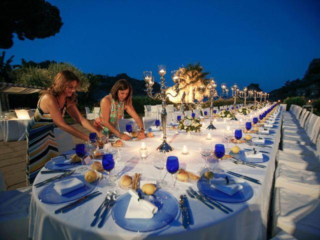 Il matrimonio di Robin e Ellinor a Taormina, Messina 30