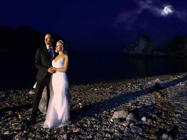 Il matrimonio di Robin e Ellinor a Taormina, Messina 31