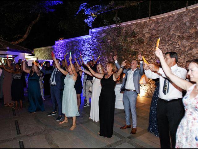 Il matrimonio di Robin e Ellinor a Taormina, Messina 32