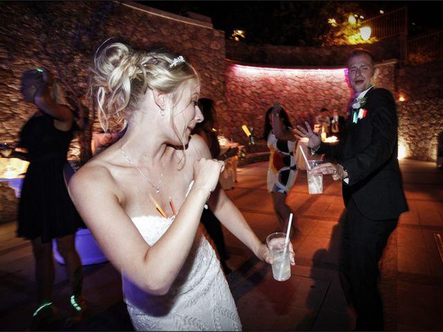 Il matrimonio di Robin e Ellinor a Taormina, Messina 35