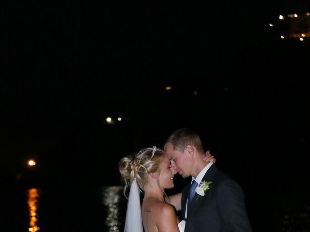 Il matrimonio di Robin e Ellinor a Taormina, Messina 2