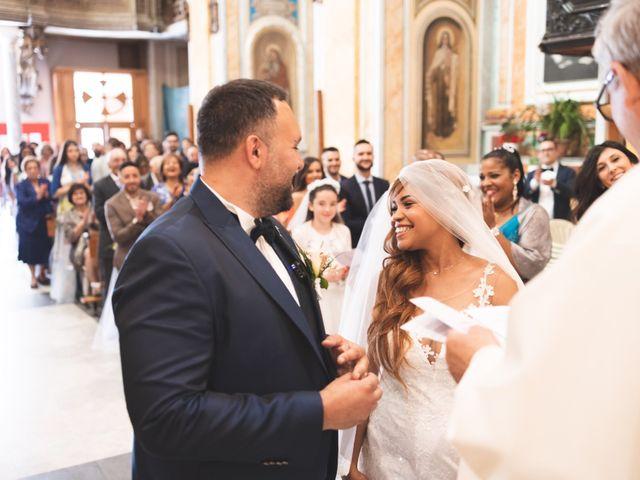 Il matrimonio di Luca e Carina a Terracina, Latina 12