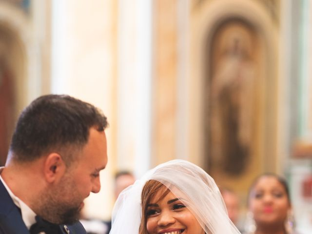 Il matrimonio di Luca e Carina a Terracina, Latina 13