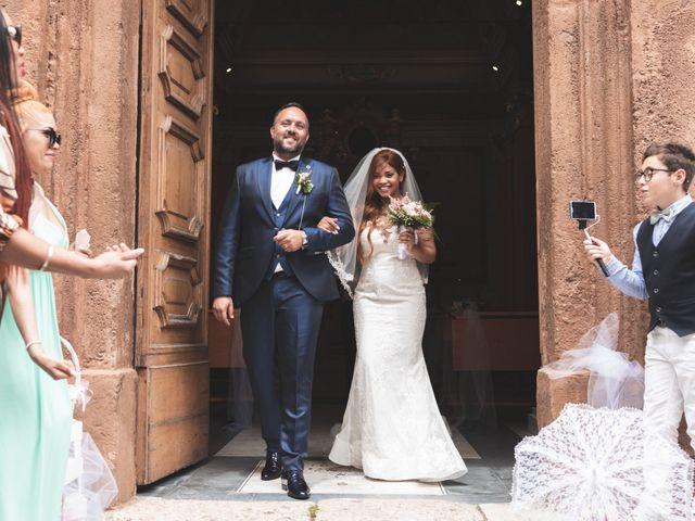 Il matrimonio di Luca e Carina a Terracina, Latina 14