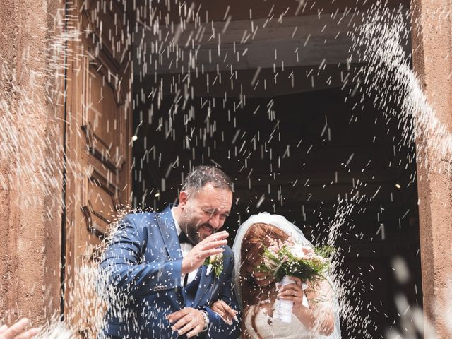 Il matrimonio di Luca e Carina a Terracina, Latina 1