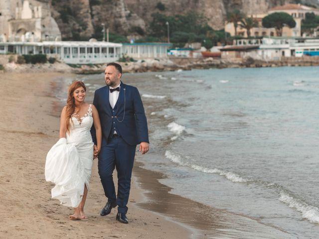 Le nozze di Carina e Luca
