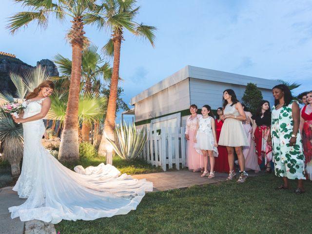 Il matrimonio di Luca e Carina a Terracina, Latina 2