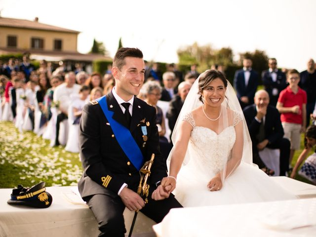 Il matrimonio di Francesco e Ilaria a Grosseto, Grosseto 17