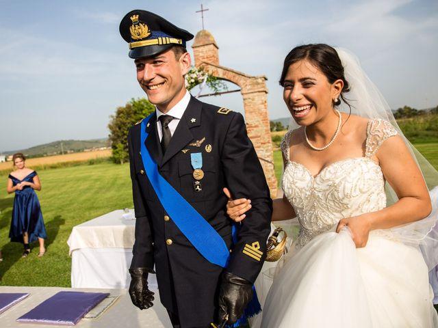 Il matrimonio di Francesco e Ilaria a Grosseto, Grosseto 22