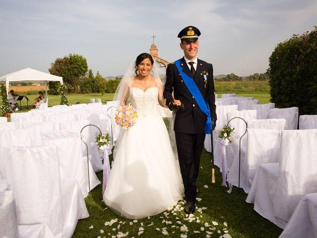Il matrimonio di Francesco e Ilaria a Grosseto, Grosseto 23