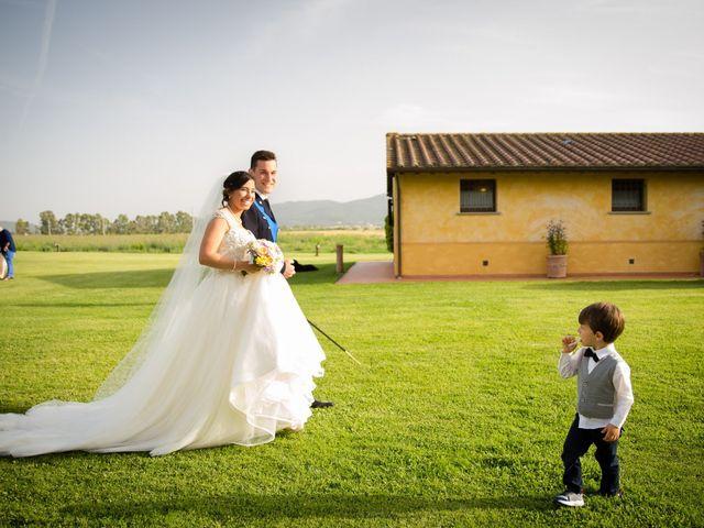 Il matrimonio di Francesco e Ilaria a Grosseto, Grosseto 29