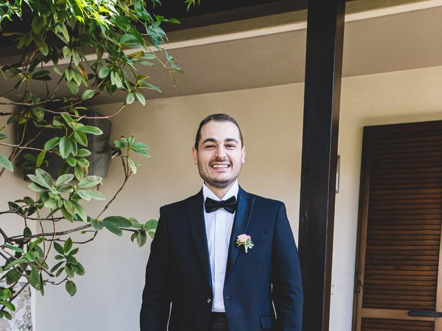 Il matrimonio di Simone e Claudia a Viggiù, Varese 7