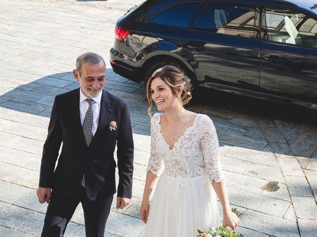 Il matrimonio di Simone e Claudia a Viggiù, Varese 9