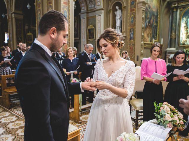 Il matrimonio di Simone e Claudia a Viggiù, Varese 10
