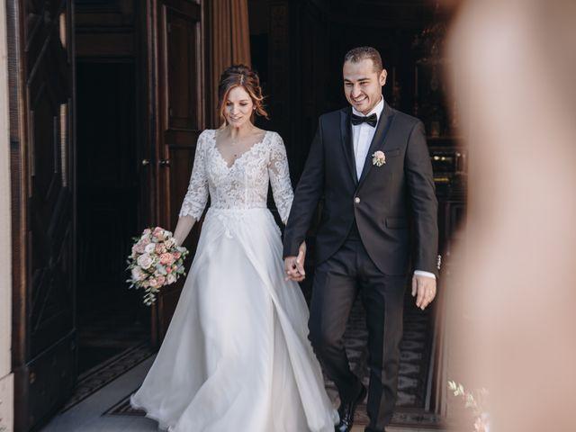 Il matrimonio di Simone e Claudia a Viggiù, Varese 12