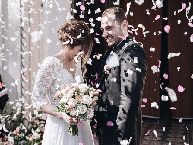 Il matrimonio di Simone e Claudia a Viggiù, Varese 1