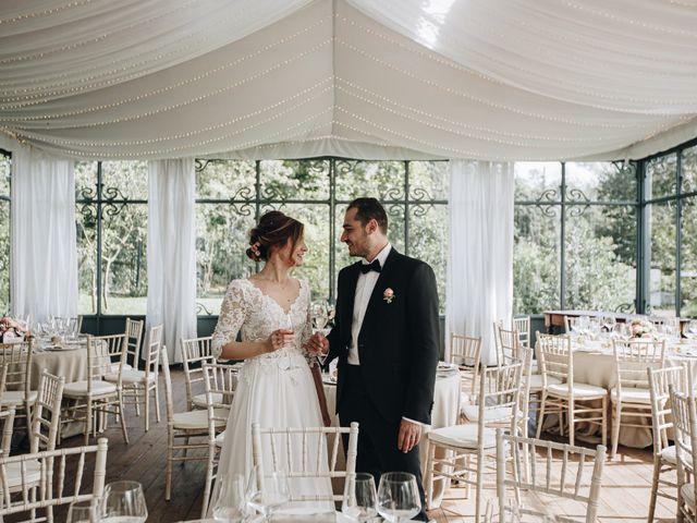 Il matrimonio di Simone e Claudia a Viggiù, Varese 15
