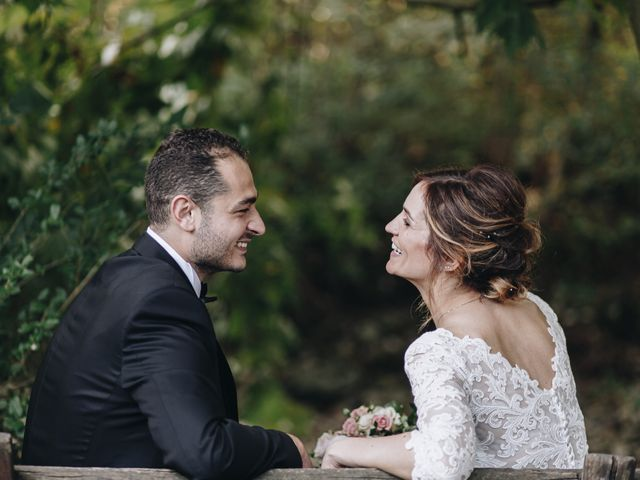 Il matrimonio di Simone e Claudia a Viggiù, Varese 18