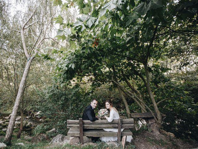 Il matrimonio di Simone e Claudia a Viggiù, Varese 19