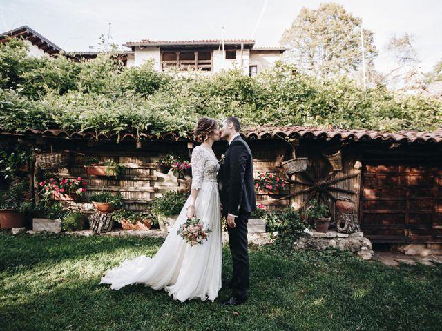 Il matrimonio di Simone e Claudia a Viggiù, Varese 21