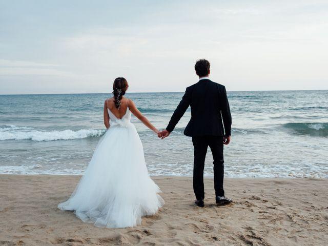 Le nozze di Serena e Pierpaolo