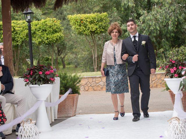 Il matrimonio di Giuseppe e Miriam a Bracciano, Roma 6