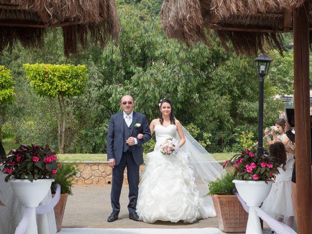 Il matrimonio di Giuseppe e Miriam a Bracciano, Roma 8