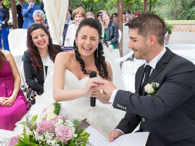 Il matrimonio di Giuseppe e Miriam a Bracciano, Roma 9