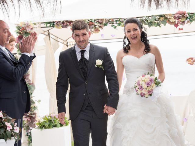 Il matrimonio di Giuseppe e Miriam a Bracciano, Roma 15