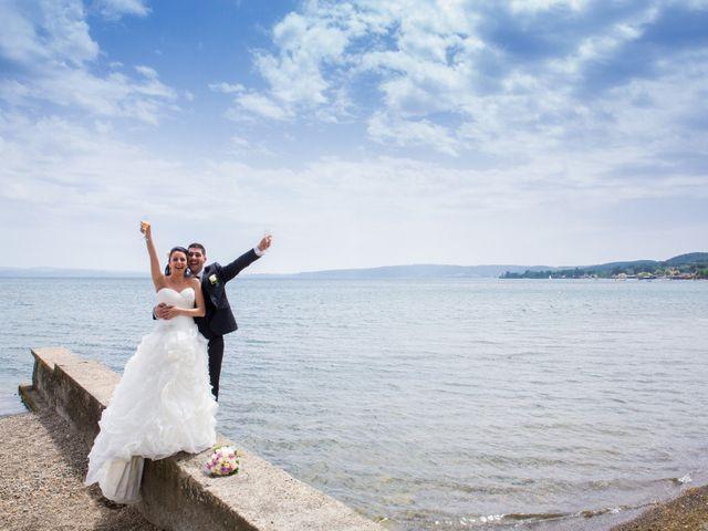 Il matrimonio di Giuseppe e Miriam a Bracciano, Roma 17