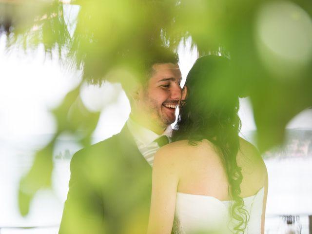 Il matrimonio di Giuseppe e Miriam a Bracciano, Roma 32