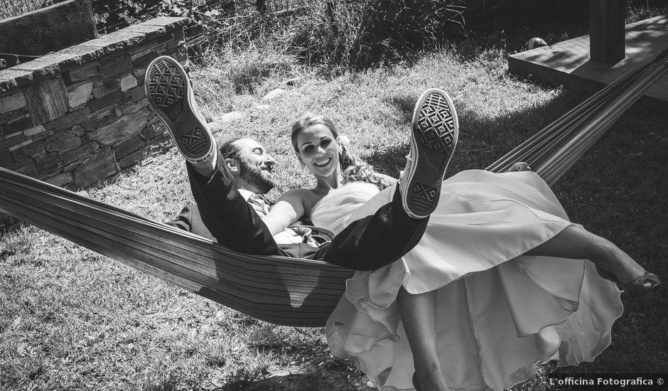 Il matrimonio di Dino e Manuela a Bagnolo Piemonte, Cuneo