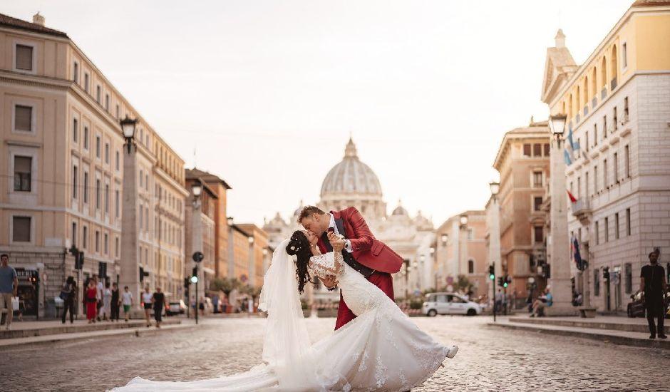 Il matrimonio di Marco e Gloria  a Roma, Roma