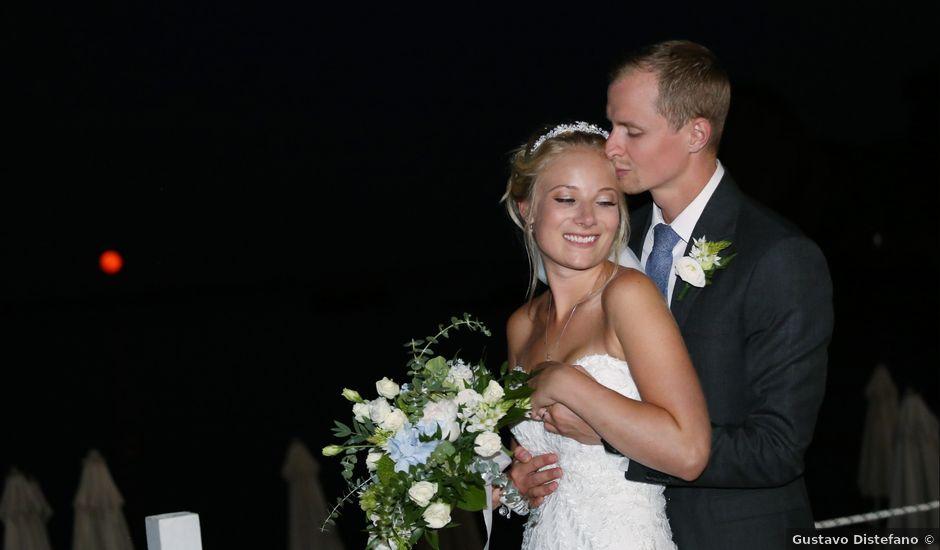 Il matrimonio di Robin e Ellinor a Taormina, Messina