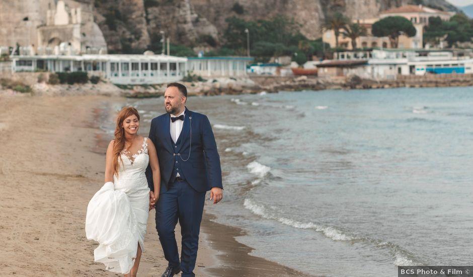 Il matrimonio di Luca e Carina a Terracina, Latina
