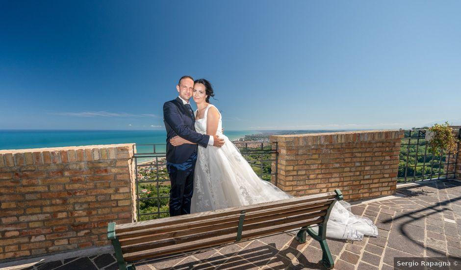 Il matrimonio di Alessio e Alessandra a Silvi, Teramo