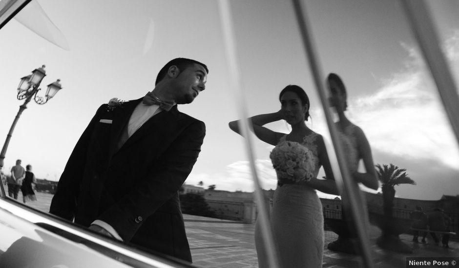 Il matrimonio di Marcello e Claudia a Taranto, Taranto
