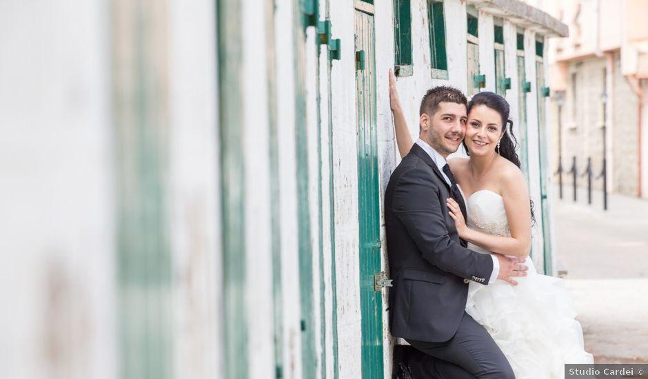 Il matrimonio di Giuseppe e Miriam a Bracciano, Roma