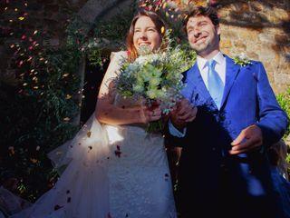 Le nozze di Charlie e Giorgio