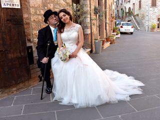 Le nozze di Gionatan e Noemi