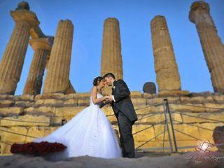 Le nozze di Vincenza e Danilo