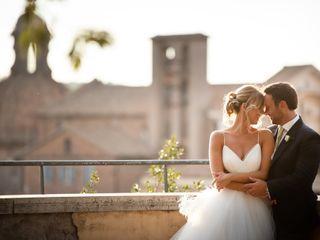Le nozze di Marco e Lavinia