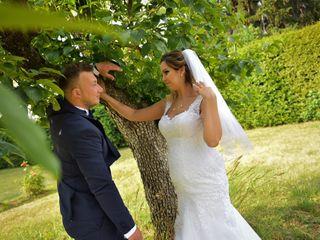 Le nozze di Andreea e Liviu