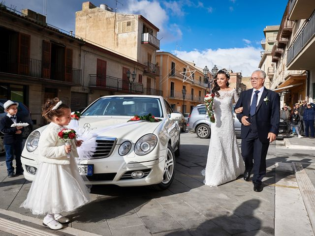 Il matrimonio di Tommaso e Grazia Maria a Santa Caterina Villarmosa, Caltanissetta 16