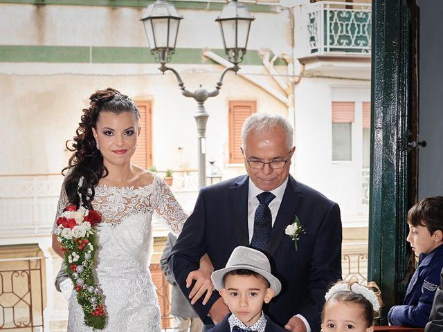 Il matrimonio di Tommaso e Grazia Maria a Santa Caterina Villarmosa, Caltanissetta 17