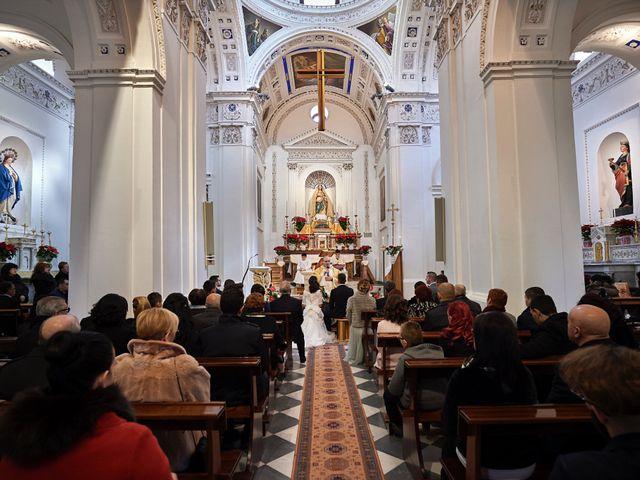 Il matrimonio di Tommaso e Grazia Maria a Santa Caterina Villarmosa, Caltanissetta 18